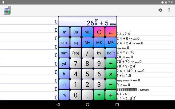 Board Calc Trial version screenshot 8