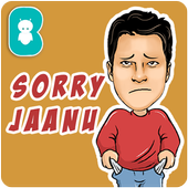 Sorry Stickers for WhatsApp - WAStickerApps icon