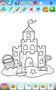 Splash of Fun Coloring Game screenshot 1