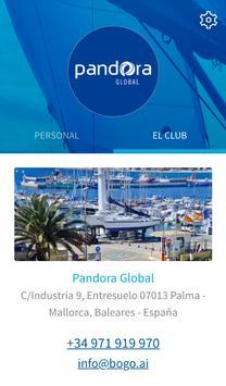 Pandora screenshot 2