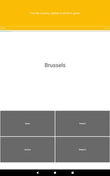 Europe Map Quiz screenshot 10