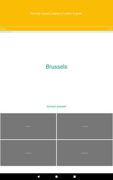 Europe Map Quiz screenshot 11