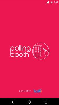 Polling Booth poster