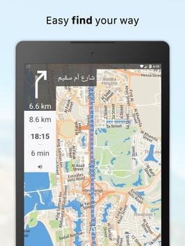 Guru Maps captura de pantalla 7