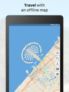 Guru Maps captura de pantalla 5
