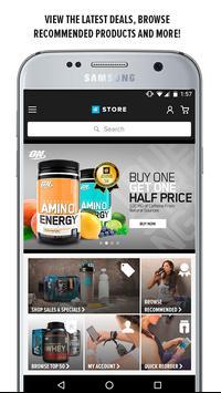Bodybuilding.com Store screenshot 2