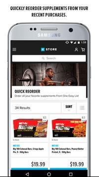 Bodybuilding.com Store تصوير الشاشة 4