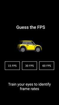 30 FPS vs 60 FPS ảnh chụp màn hình 1