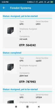 Foredot Customer App - Service at door step screenshot 5