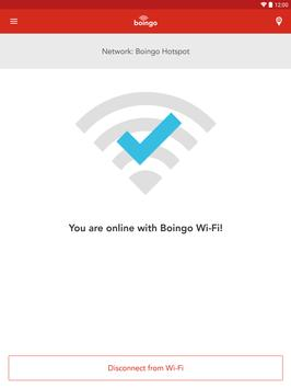 Boingo Wi-Finder 截圖 11