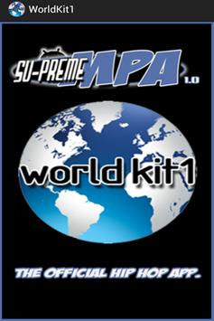 World Kit 1 Cartaz