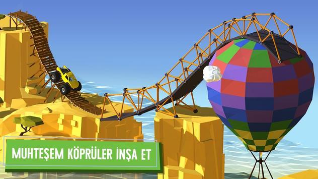 Build a Bridge! Ekran Görüntüsü 9