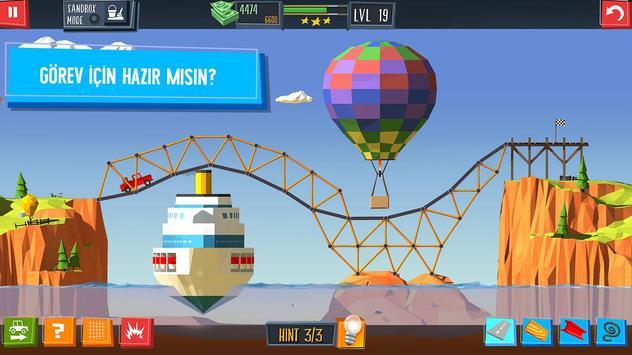 Build a Bridge! Ekran Görüntüsü 13