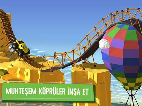 Build a Bridge! Ekran Görüntüsü 17