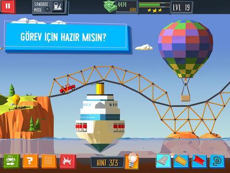 Build a Bridge! Ekran Görüntüsü 21