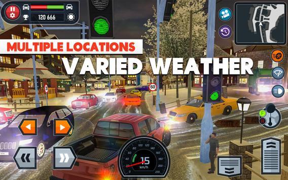Car Driving School Simulator ảnh chụp màn hình 17