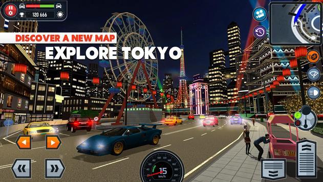 6 Schermata Car Driving School Simulator