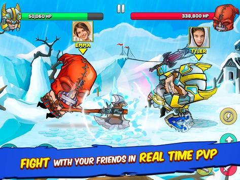 Tiny Gladiators скриншот 11