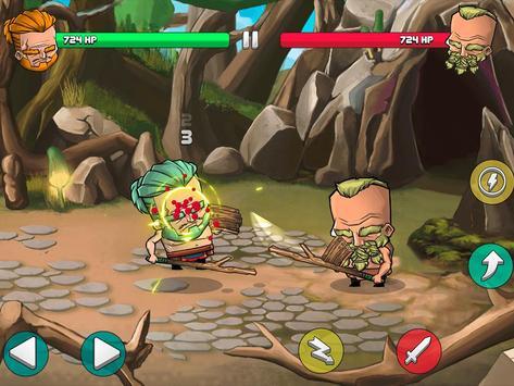 Tiny Gladiators скриншот 13
