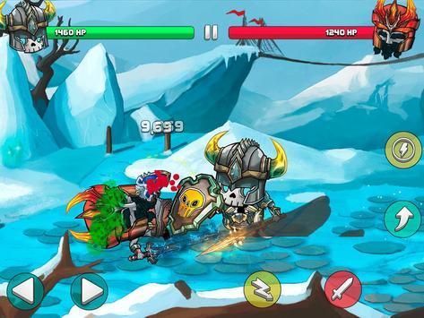 Tiny Gladiators скриншот 14