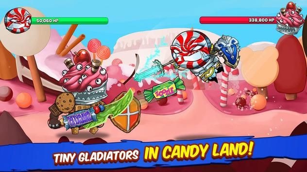 Tiny Gladiators скриншот 16