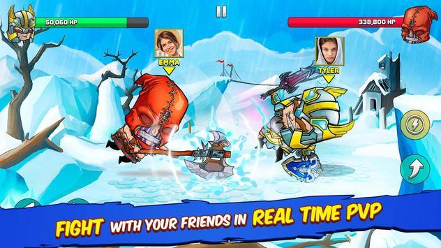 Tiny Gladiators скриншот 19