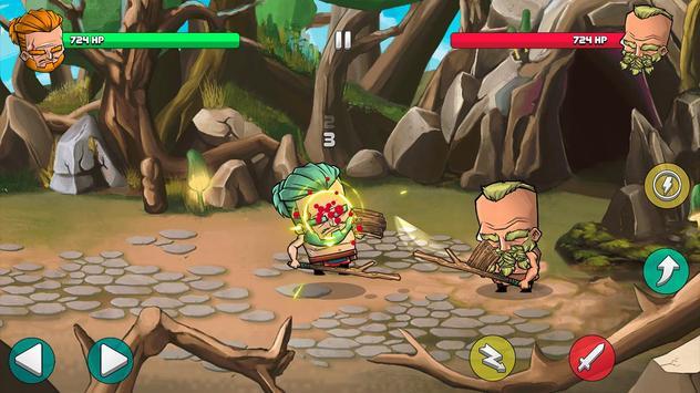 Tiny Gladiators скриншот 21