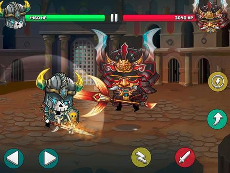 Tiny Gladiators скриншот 15