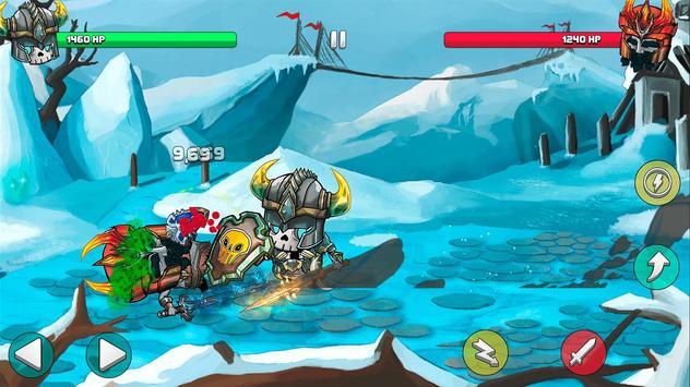Tiny Gladiators скриншот 22