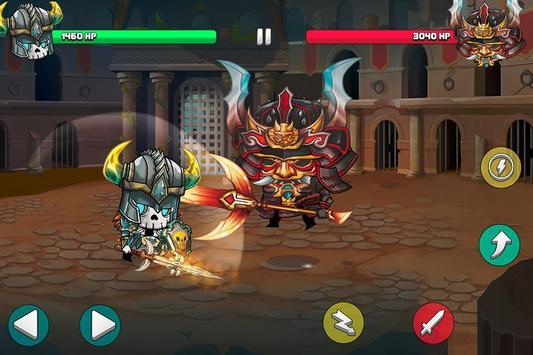 Tiny Gladiators скриншот 7