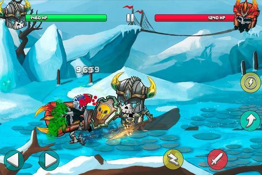 Tiny Gladiators скриншот 6