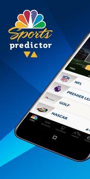 NBC Sports Predictor Cartaz