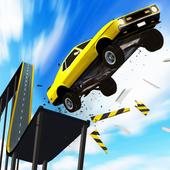 Ramp Car Jumping أيقونة