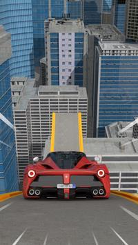 Ramp Car Jumping تصوير الشاشة 1