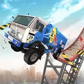 Stunt Truck Jumping APK