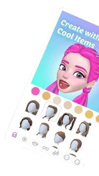 3D avatar Create emoji avatar of yourself bài đăng