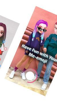 3D avatar Create emoji avatar of yourself ảnh chụp màn hình 4