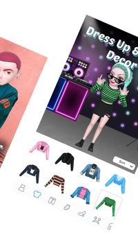 3D avatar Create emoji avatar of yourself ảnh chụp màn hình 5