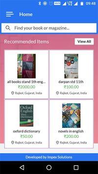 Book Mart screenshot 1