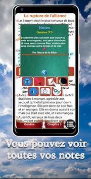 La Bible du Semeur تصوير الشاشة 6