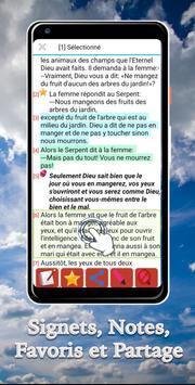 La Bible du Semeur تصوير الشاشة 3
