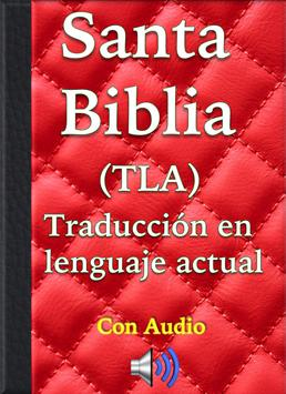 Biblia (TLA) Traducción en lenguaje actual poster