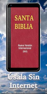 Biblia (NVI)  Nueva Versión Internacional Gratis पोस्टर