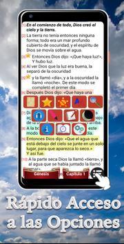 Biblia (NVI)  Nueva Versión Internacional Gratis स्क्रीनशॉट 2