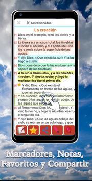 Biblia (NVI)  Nueva Versión Internacional Gratis स्क्रीनशॉट 3