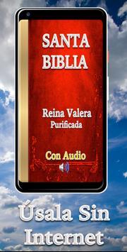 Biblia Reina Valera Purificada Gratis Affiche
