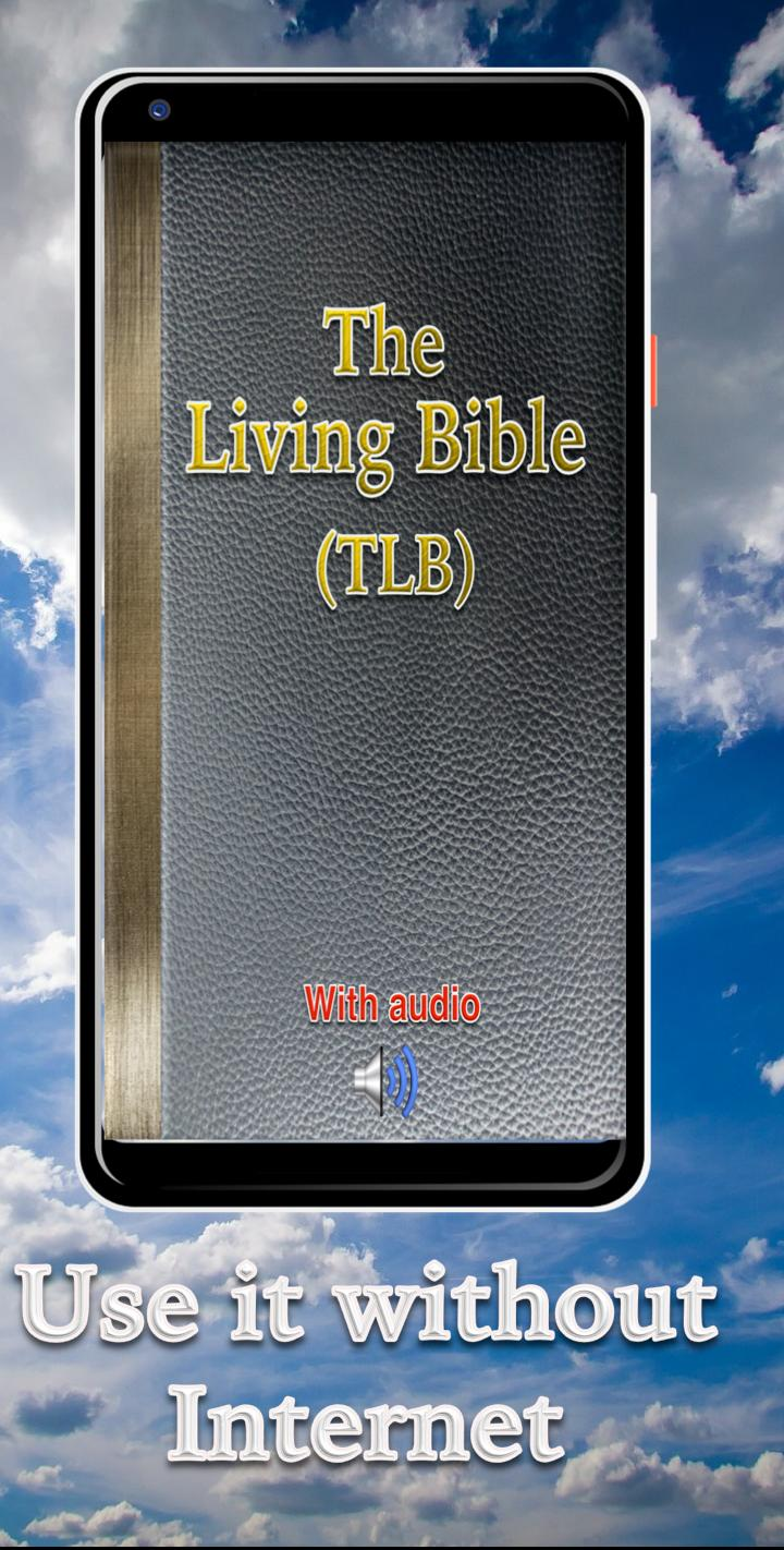 The Living Bible With Audio Free For Android Apk Download Paraphrased