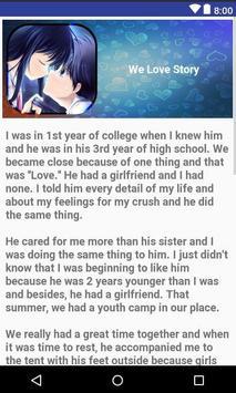Romantic Love Story screenshot 1