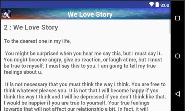 Romantic Love Story screenshot 4