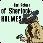 The Return of Sherlock Holmes - Arthur Conan Doyle icon